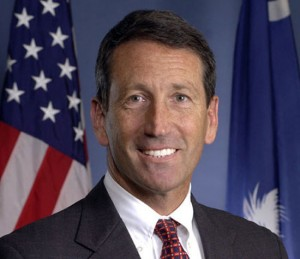 Governor Mark Sanford MIA