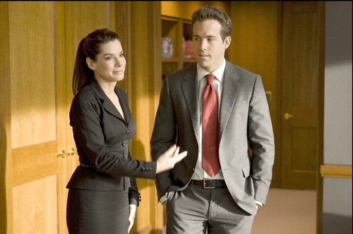Really Bad Boss Sandra Bullock and Ryan Reynolds: The Proposal
