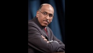 Michael Steele's keepin' it real