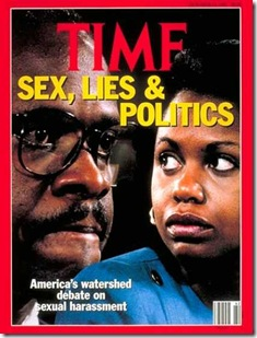 Hill and Thomas Time Magazine